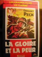 """La Gloire De La Peur °°° Gregory Peck  """" Les Grands Films De Guerre - Classic"""