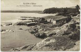 6395 -  Var - BREGANCON  :  Cabanes De Pêcheurs , Barques ,  (disparues ??) - Frankreich