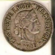 MONEDA DE SUIZA DE 5 RAPPEN DEL AÑO 1919 (COIN) - Suiza