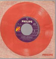 "45 Tours SP - CLAUDE FRANCOIS  - PHILIPS 6061153 -  "" SI DOUCE A MON SOUVENIR "" + 1 ( JUKE-BOX ) - Other - French Music"