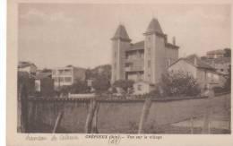 CALUIRE 69 CREPIEUX Vue Sur Le Village - Caluire Et Cuire