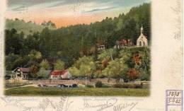 Baden Helenthal 1900 Postcard - Non Classificati
