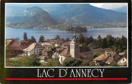 LAC D'ANNECY BAIE DE TALLOIRE - Annecy