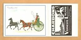 BUVARD  - CHARBON / CHARBONS VANNESTE  LAGATIE - DUNKERQUE  /  COUDEKERQUE BRANCHE - - Buvards, Protège-cahiers Illustrés