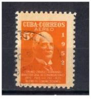 CUBA/KUBA 1952 RETIRO DE COMUNICACIONES 5 CENT. USED - Cuba