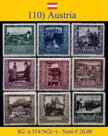 Austria-110 - Ungebraucht