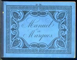 Manuel De Marques - Ed Alexandre - Rif. L475 - Moda