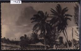 Madagascar - Mananjary : La Plage ; Vers 1957 (-455) - Madagascar