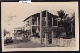 Madagascar - Mananjary - Maison Avec Jardin Et Rue Avec Petite 4CV : Vers 1958 (-456) - Madagascar