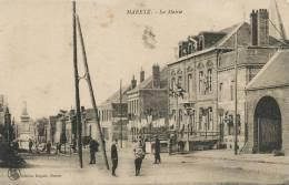Maretz La Mairie Edit Roguet  Maretz  Voyagé Maretz 1923 - Altri Comuni