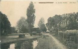 02 - CHATEAU-THIERRY - Le Jardin Public (ND Phot, 20) - Chateau Thierry