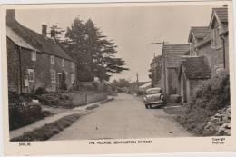 The Village, Seavington St.Mary. Used, Not Postally. - Non Classificati