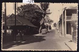 Madagascar - Mananjary - Rue Avec Jeep Et Voiture : 1957 (-458) - Madagascar