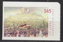 Bund  Mi.Nr. 2605 **  Postfrisch  Selbstklebend - Unused Stamps