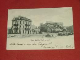 HUY -    La Rive Droite En Aval   - 1903 - Huy