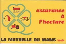 Buvard Mutuelle Du Mans Assurances - Banque & Assurance