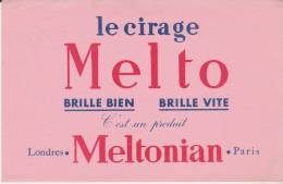 Buvard Cirage Melto Meltonian - Carte Assorbenti