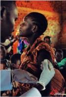 CPM Carte Postale Publicitaire CART'COM Médecins Sans Frontières MSF Mission Vaccination Afrique Vanessa Vick Cartcom - Advertising