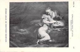 Estampes Anglaises. Lear Et Cordelia.Gravé Par Smith D'après Fuseli. - Arts