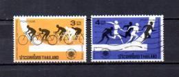 Tailandia    1975  .-   Y&T   Nº    770/771 - Tailandia