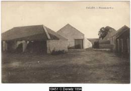 10451g FERMES De FOY - Falaën - 1921 - Onhaye