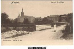 10452g PONT - Un Coin Du Village - Hamoir - Hamoir