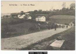 10484g Le THIERS Du WAYAL - Sart-lez-Spa - Chemin (D) - Jalhay