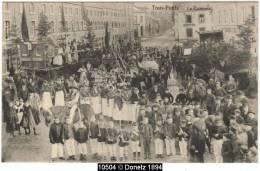 10504g CARNAVAL - CORTEGE - Trois-Ponts - Trois-Ponts