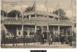 10950g MOÊT & CHANDON - Pavillon International De Dégustation Wynand Fockink-Courvoisier - Bruxelles 1910 - Expositions Universelles