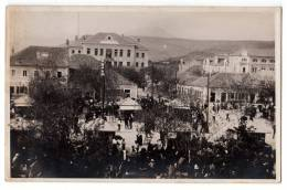 EUROPE MONTENEGRO PODGORICA CITY AREA OLD POSTCARD 1931. - Montenegro