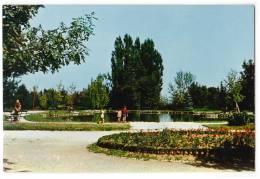 EUROPE KOSOVO PEĆ THE PARK OLD POSTCARD - Kosovo