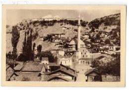 EUROPE KOSOVO PRIZREN THE MOSQUE OLD POSTCARD 1954. - Kosovo