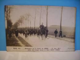 REIMS   Pour L'anniversaire De La Bataille 13 Mars 1814 Au Mont Saint Pierre - Reims