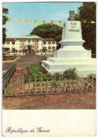 AFRICA GUINEA CONAKRY THE PALACE OF THE PRESIDENCY OLD POSTCARD - Guinea