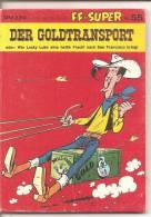 DER GOLDTRANSPORT  LUCKY LUKE - Books, Magazines, Comics