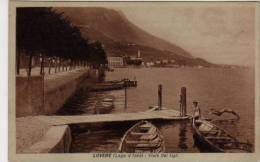 BERGAMO LOVERE LAGO D´ISEO ALBERGO RISTORANTE S.ANTONIO PUBBLICITA' - Bergamo