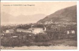 PANORAMA DE CANNOBIO - Italien