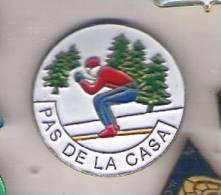 Pin's PAS DE LA CASSE - Villes