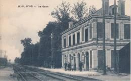 N.-D. D'Oé. La Gare - Francia