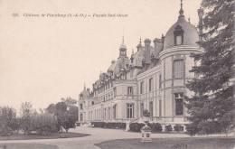 CPA 78  PINCELOUP ,le Château.( 1908) - Autres Communes