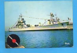 """Navire De Ligne """"Le Jean-Bart"""" Au Grand Pavoi - Marine Nationale - Bateaux"""
