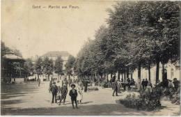 BELGIQUE GAND MARCHE AUX FLEURS - Gent