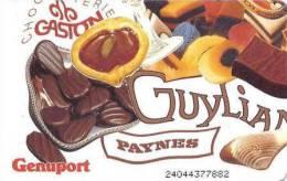 Germany - K308 - 04.1994 - Chocolate - Genuport  GuyLian - 3.000ex - Germania