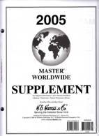 Harris Worldwide 2005 Supplement - Albums & Reliures