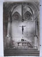 Carte Pas Très Courante - 14 - Caen - Abbaye Aux Hommes - Eglise St Etienne - Transept Nord : Chapelle Du St Sacrement - Caen
