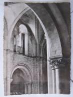Carte Très Peu Courante - 14 - Caen - Abbatiale St Etienne - Galerie Supérieure De La Nef Ou Clerestory - Caen