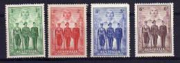 Australia - 1940 - Australian Imperial Forces - MH - 1937-52 George VI