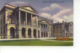 Osgoode Hall Toronto Canada - Toronto