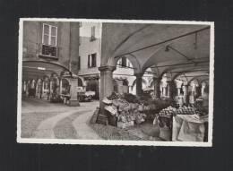 AK Lugano Portici Di Via Pessina - TI Tessin