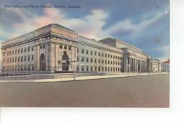 Post Office And Union Station Toronto Canada - Toronto